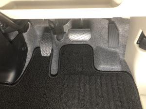 スズキ スペーシア 左足アクセル 電子式左足アクセル