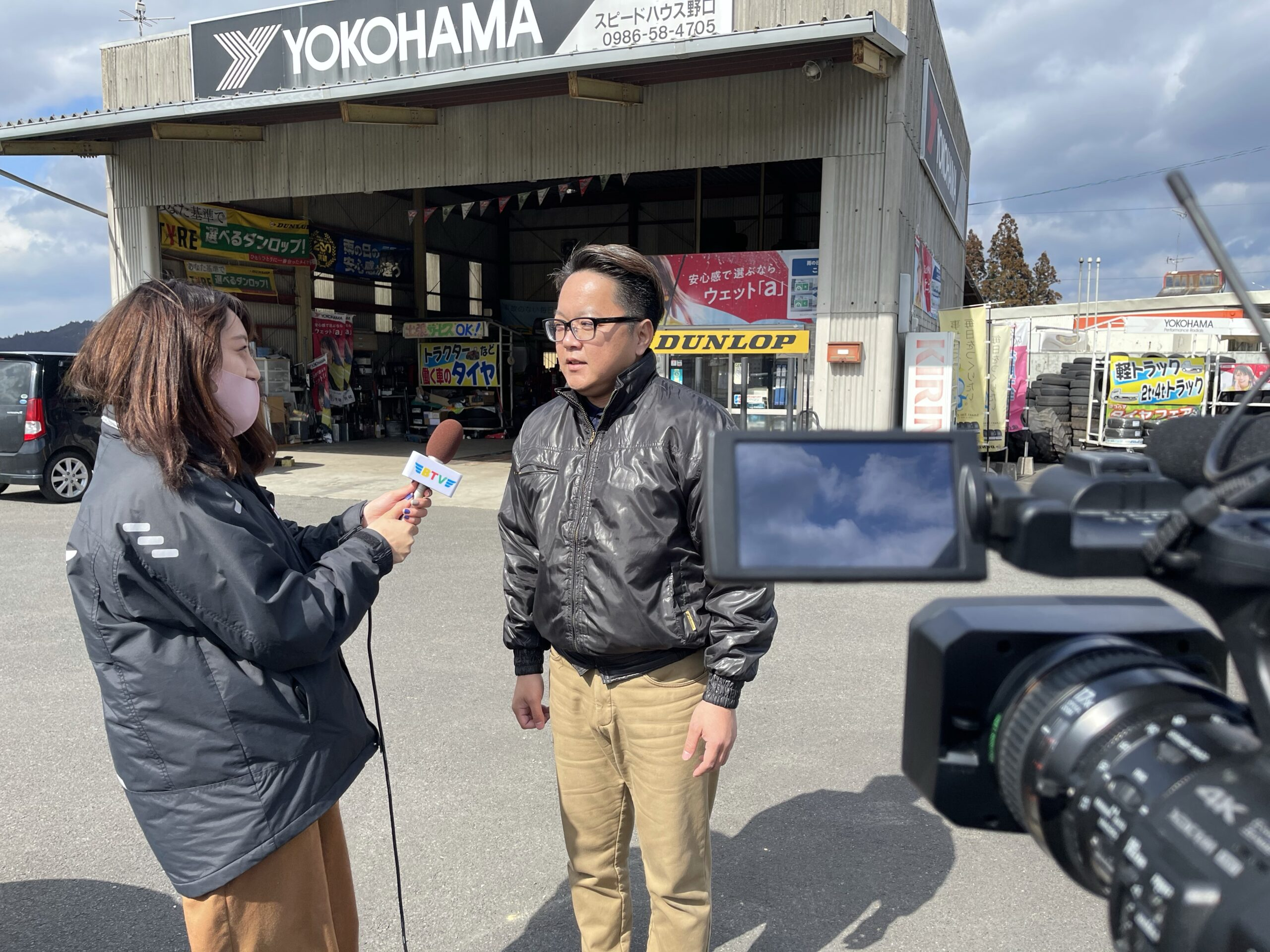 南九州の都城で福祉車両改造している当店へ取材